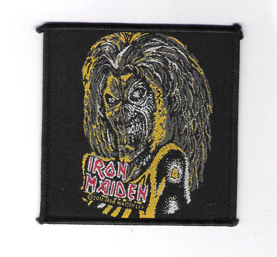 écusson thermocollant Motörhead patch embroidered